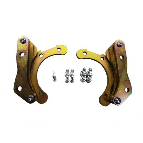 Adapter dodatkowe zaciski BMW E36 skręcany ręczny - GRUBYGARAGE - Sklep Tuningowy